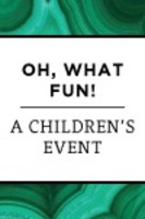 NOEL Oh, What Fun! : A Children's Event